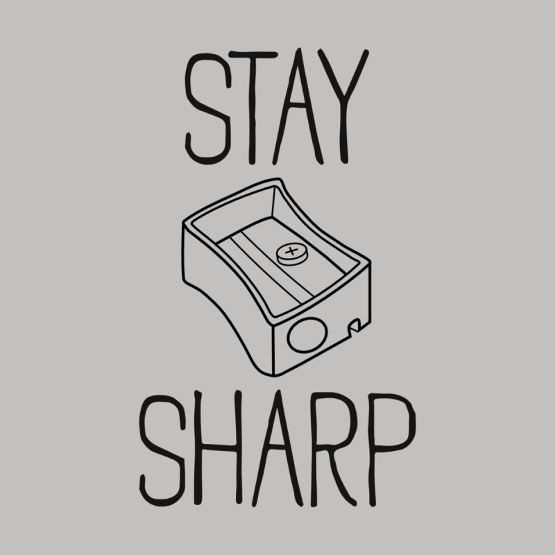 Stay Sharp Men's T-Shirt by Toxic Onion - A Popular Ventures Company