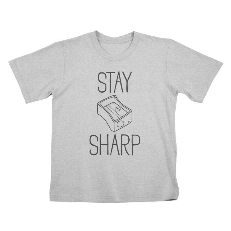 Stay Sharp Kids T-Shirt by Toxic Onion - A Popular Ventures Company