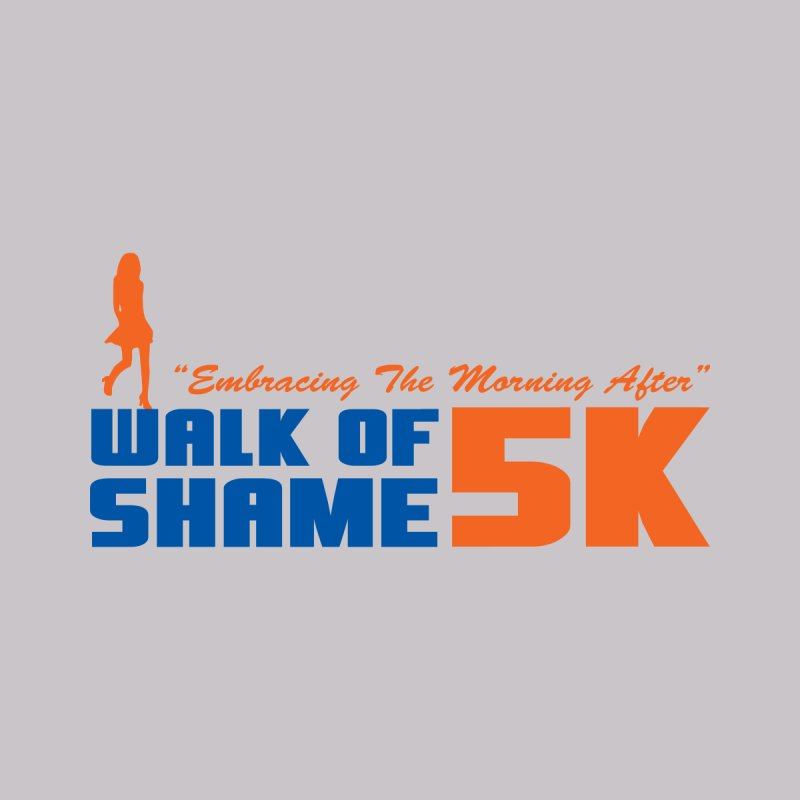 Walk Of Shame 5K Men's T-Shirt by Toxic Onion