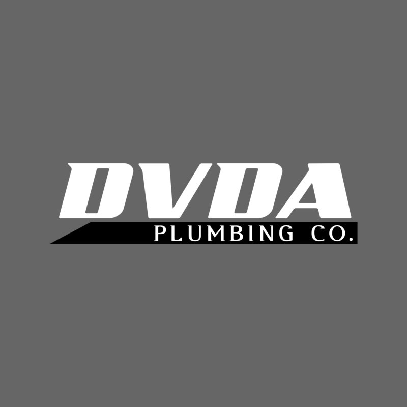 DVDA  Plumbing Company Men's T-Shirt by Toxic Onion