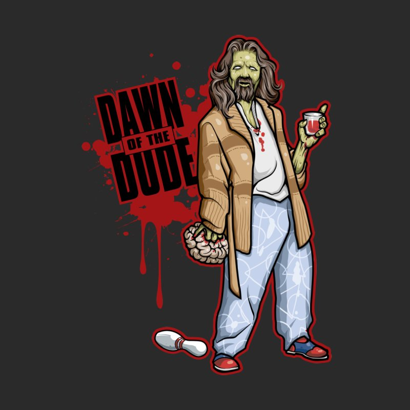 Dawn Of The Dude Men's T-Shirt by Toxic Onion