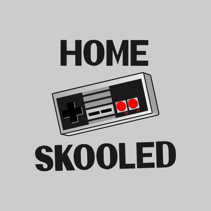 Home Skooled Men's T-Shirt by Toxic Onion