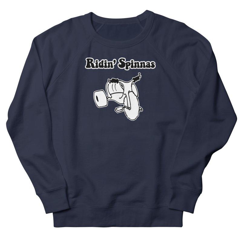 Ridin' Spinnas Men's Sweatshirt by Toxic Onion - A Popular Ventures Company