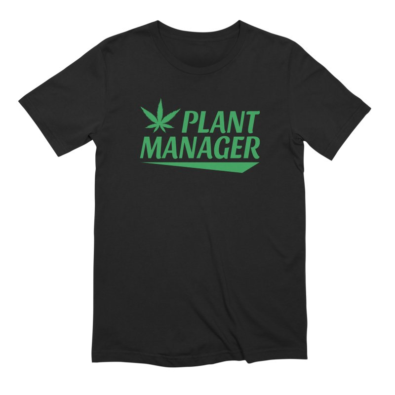 Plant Manager Men's T-Shirt by Toxic Onion