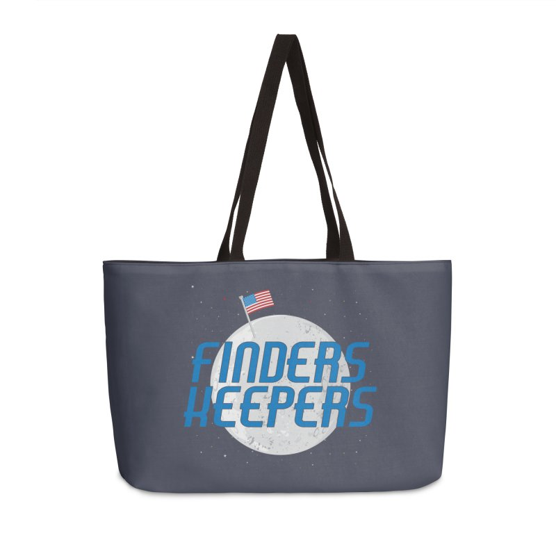 Finders Keepers Accessories Weekender Bag Bag by Toxic Onion