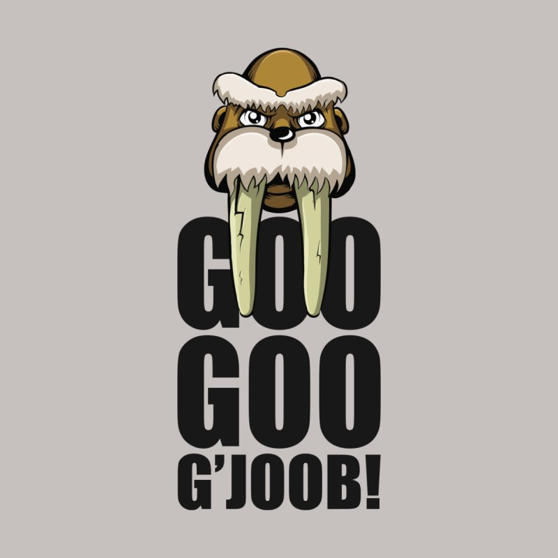 Goo Goo G'Joob Men's T-Shirt by Toxic Onion - Weird and Funny Stuff