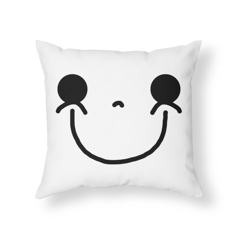 Happy Hug in Throw Pillow by Crafty in Katy