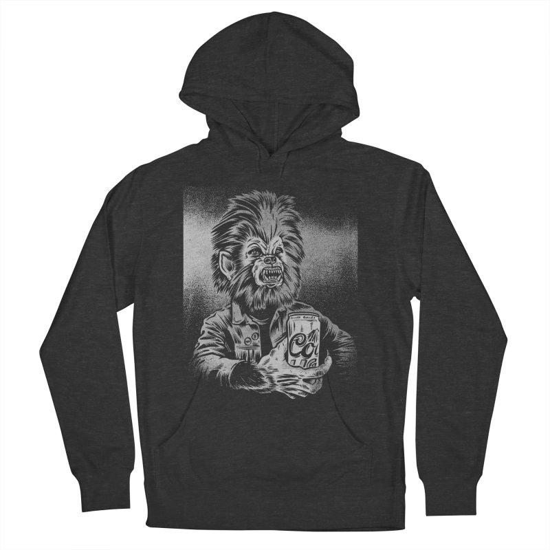 Silver Bullet Men's Pullover Hoody by craighorky's Shop