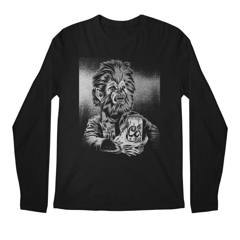 Silver Bullet Men's Longsleeve T-Shirt by craighorky's Shop