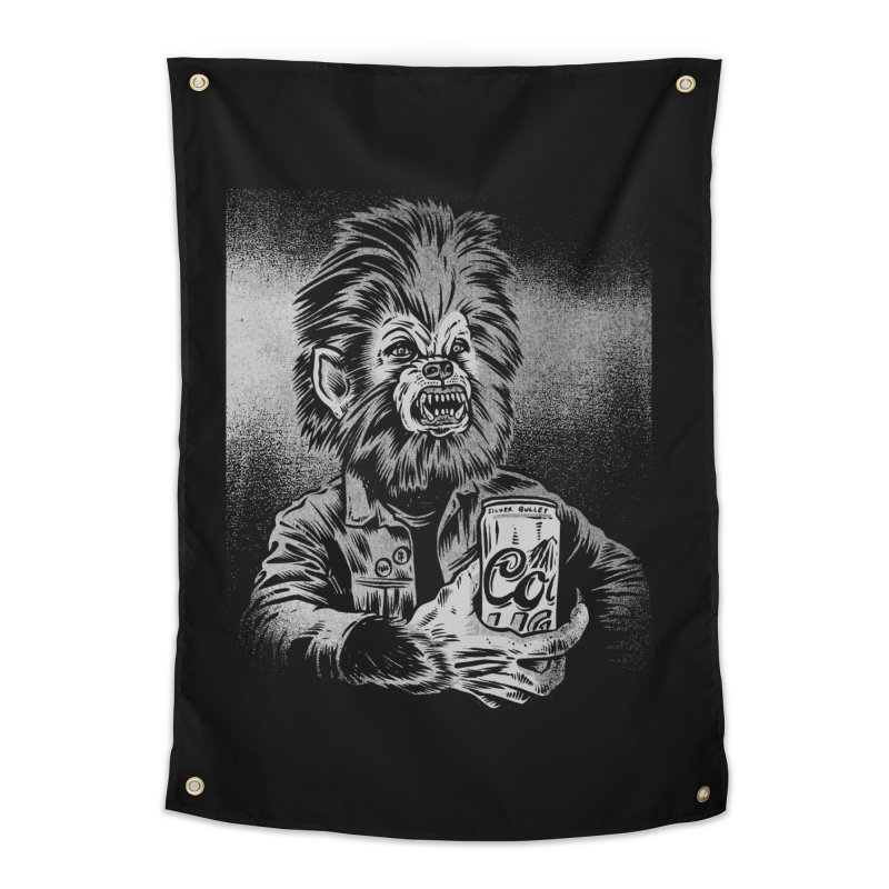 Silver Bullet Home Tapestry by craighorky's Shop