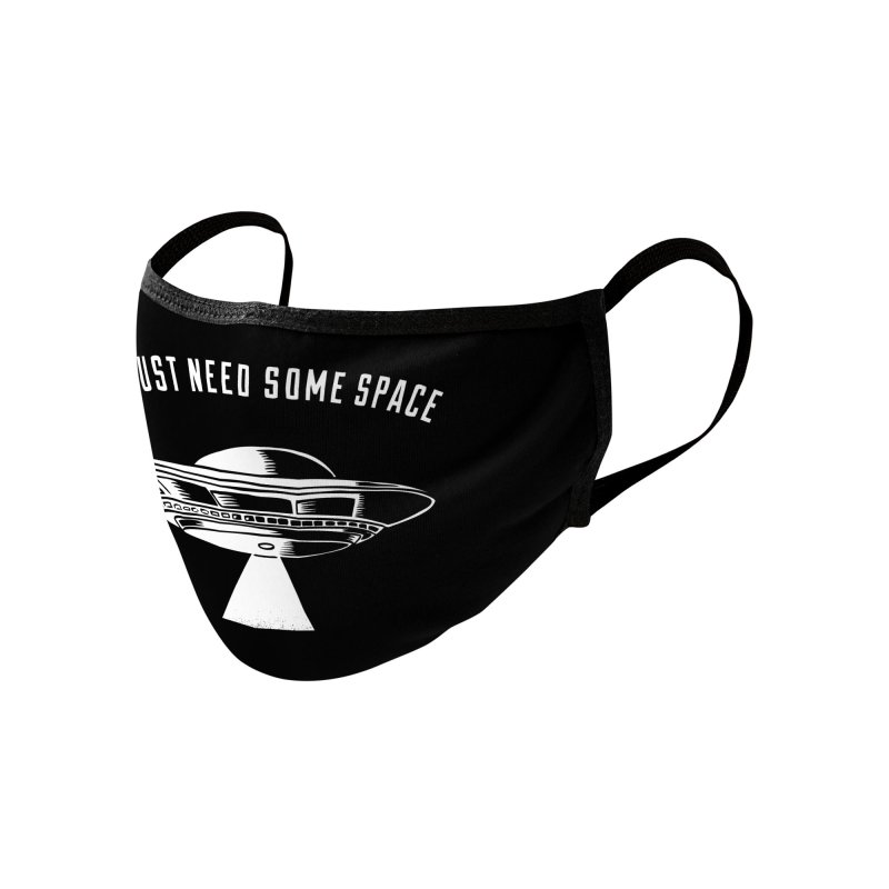 i just need some space Accessories Face Mask by craighorky's Shop