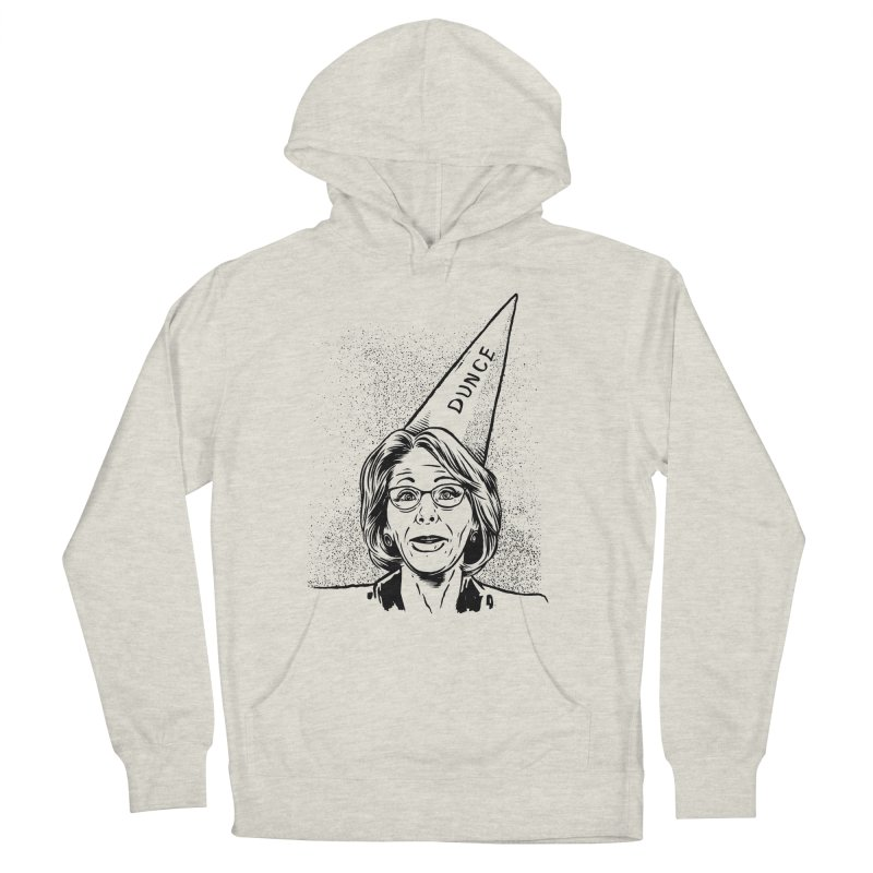 Bet$y DeVo$ Women's Pullover Hoody by craighorky's Shop