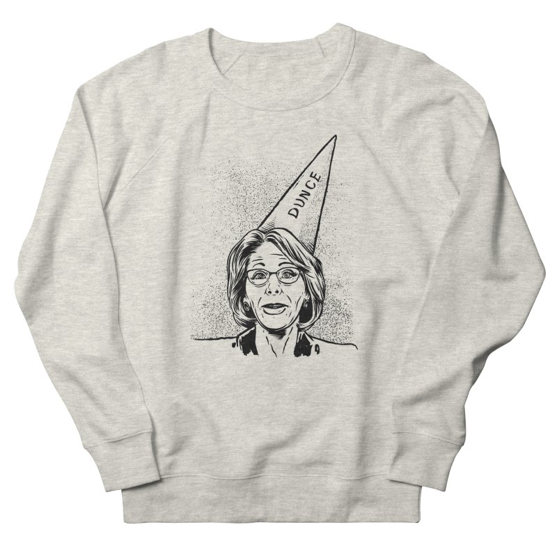 Bet$y DeVo$ Women's Sweatshirt by craighorky's Shop