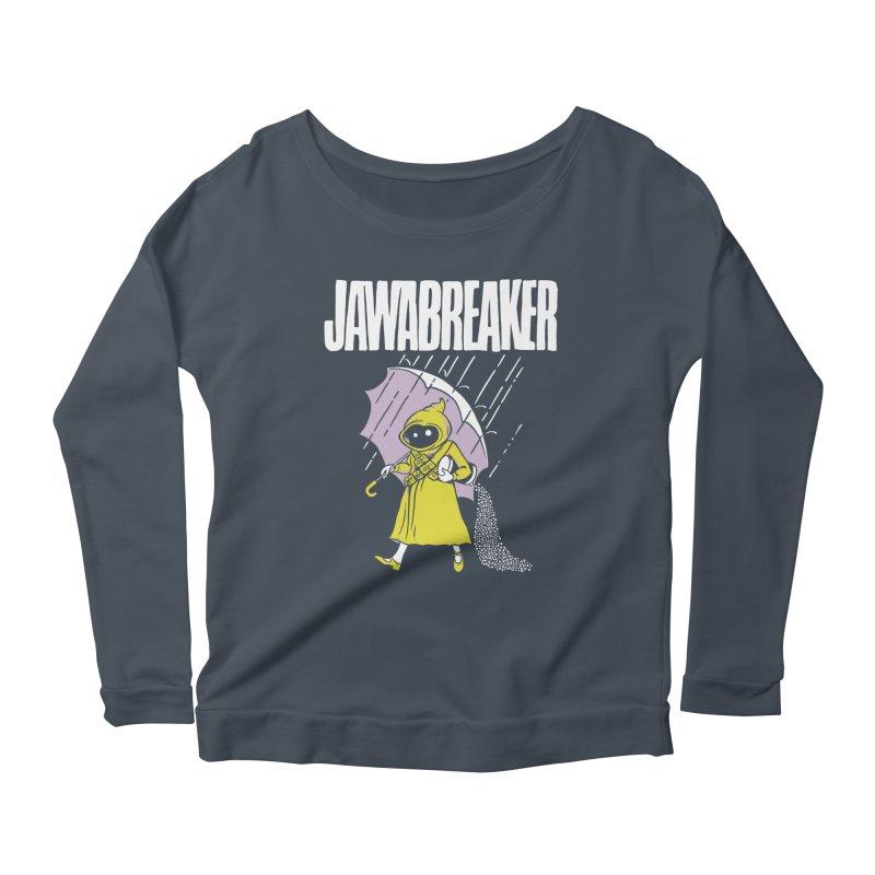 Jawabreaker Women's Longsleeve Scoopneck  by craighorky's Shop