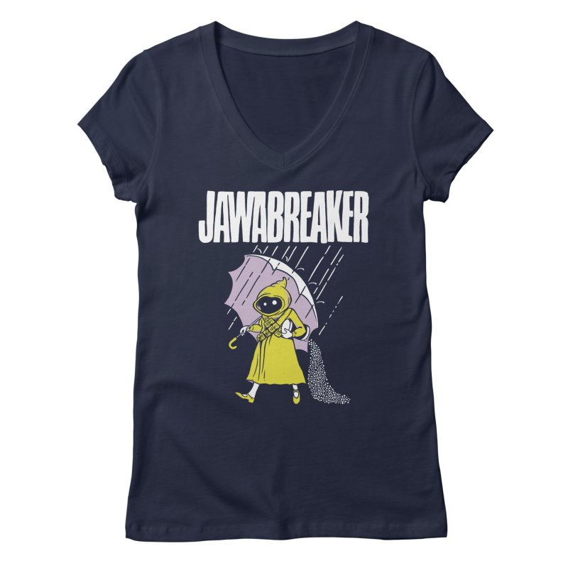 Jawabreaker Women's V-Neck by craighorky's Shop