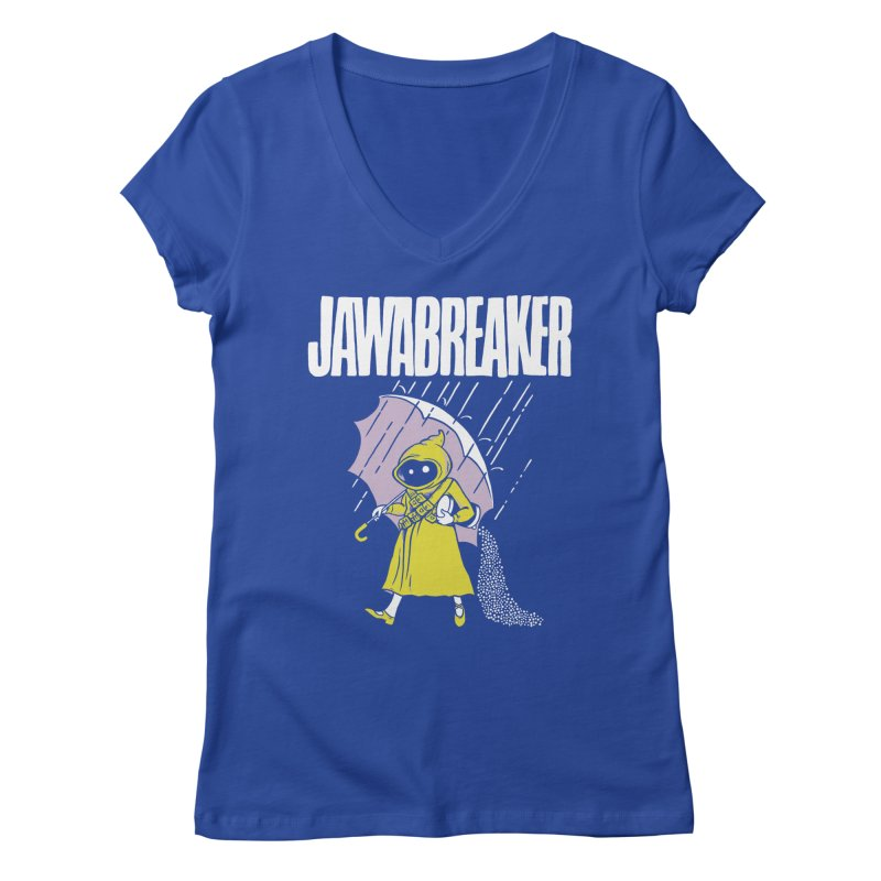Jawabreaker Women's V-Neck by craighorky's Shop