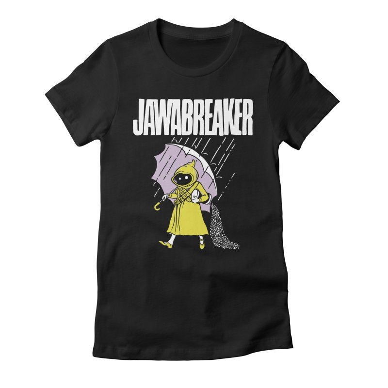 Jawabreaker Women's Fitted T-Shirt by craighorky's Shop
