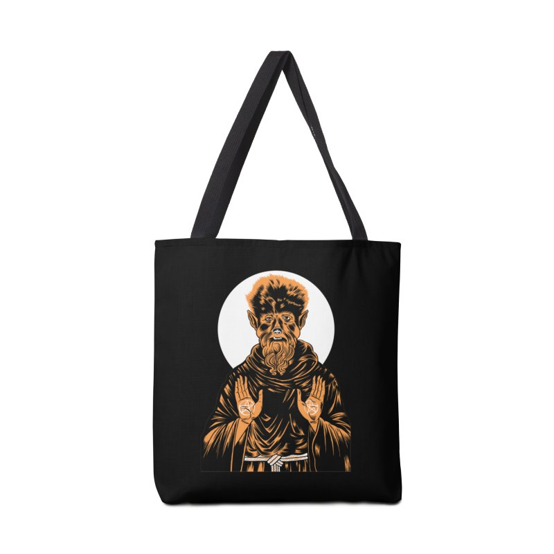 Saint Wolfman Accessories Bag by craighorky's Shop