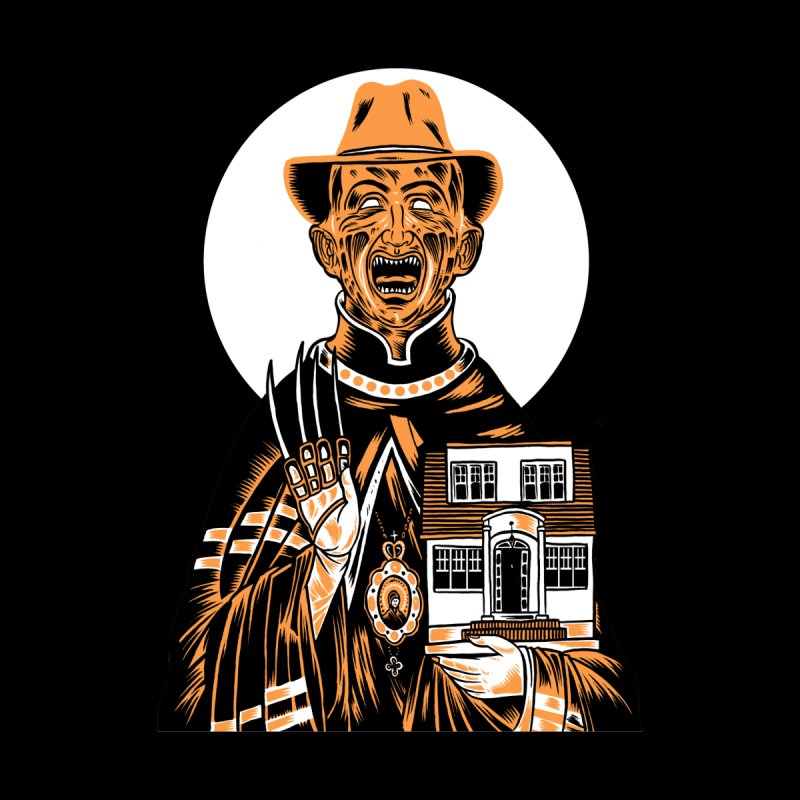St. Freddy, Patron Saint of Nightmares by craighorky's Shop