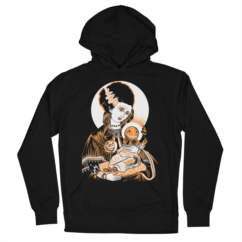Virgin Bride of Frankenstein Men's Pullover Hoody by craighorky's Shop