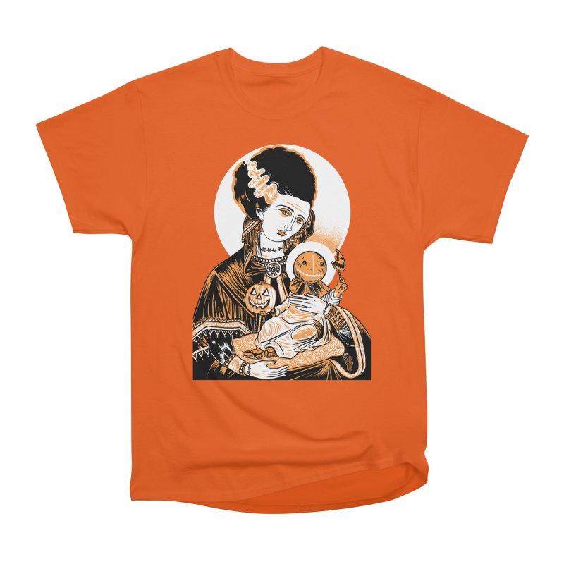 Virgin Bride of Frankenstein Men's Classic T-Shirt by craighorky's Shop