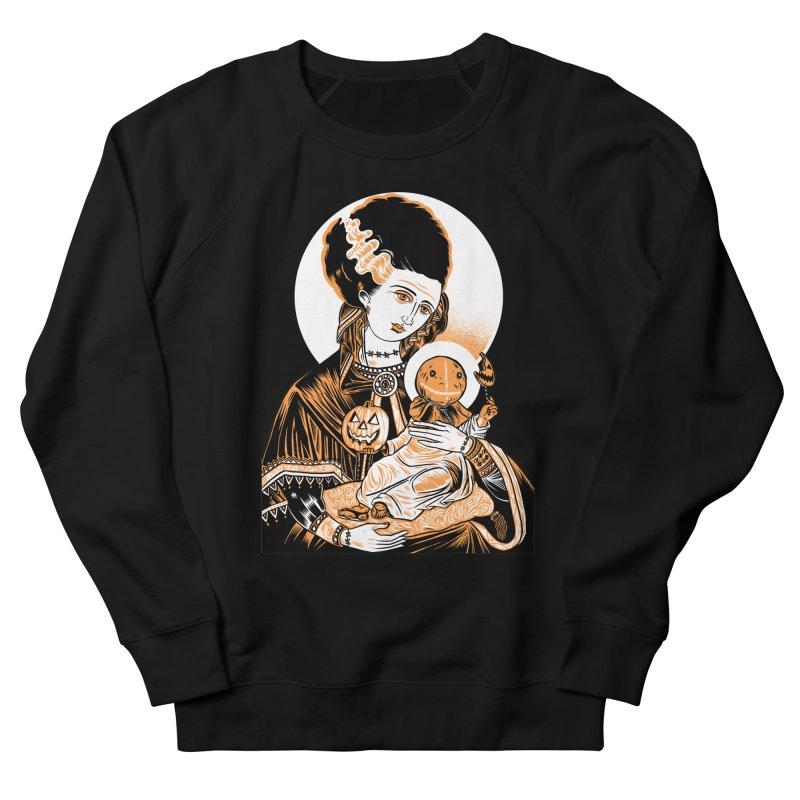 Virgin Bride of Frankenstein Men's Sweatshirt by craighorky's Shop