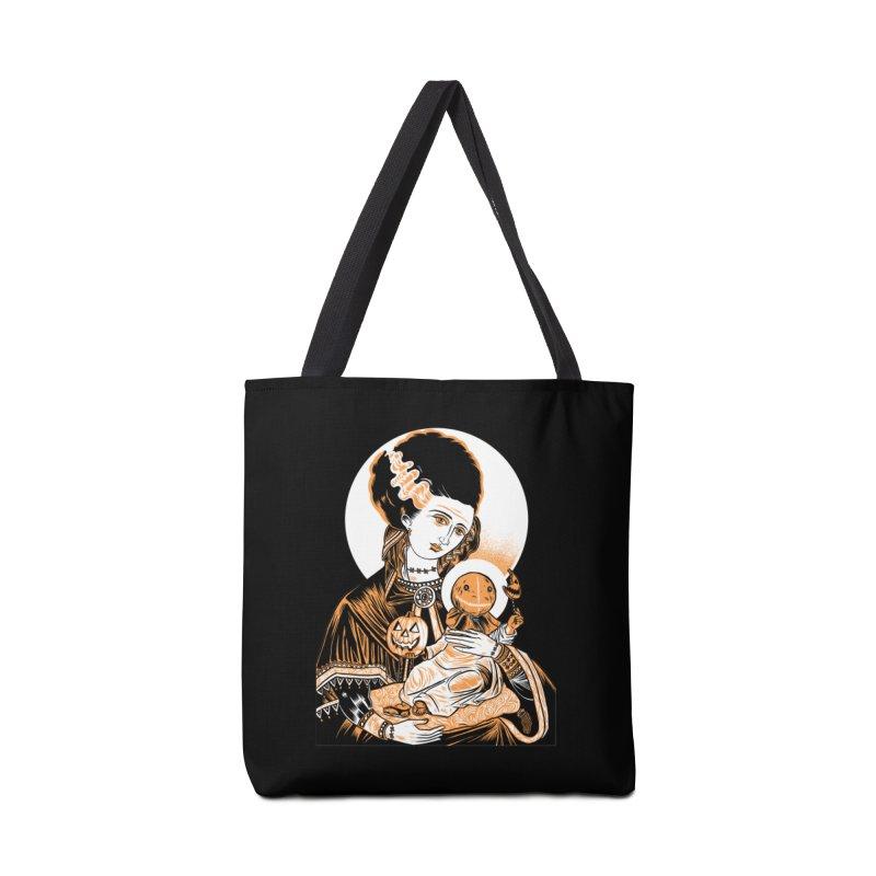 Virgin Bride of Frankenstein Accessories Bag by craighorky's Shop