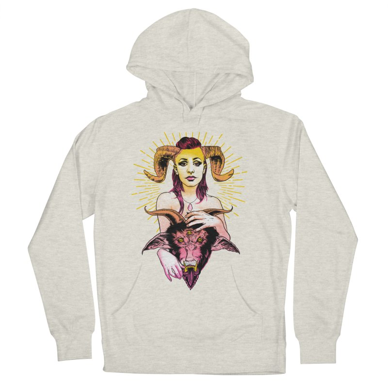 Monster Doll Women's Pullover Hoody by craighorky's Shop