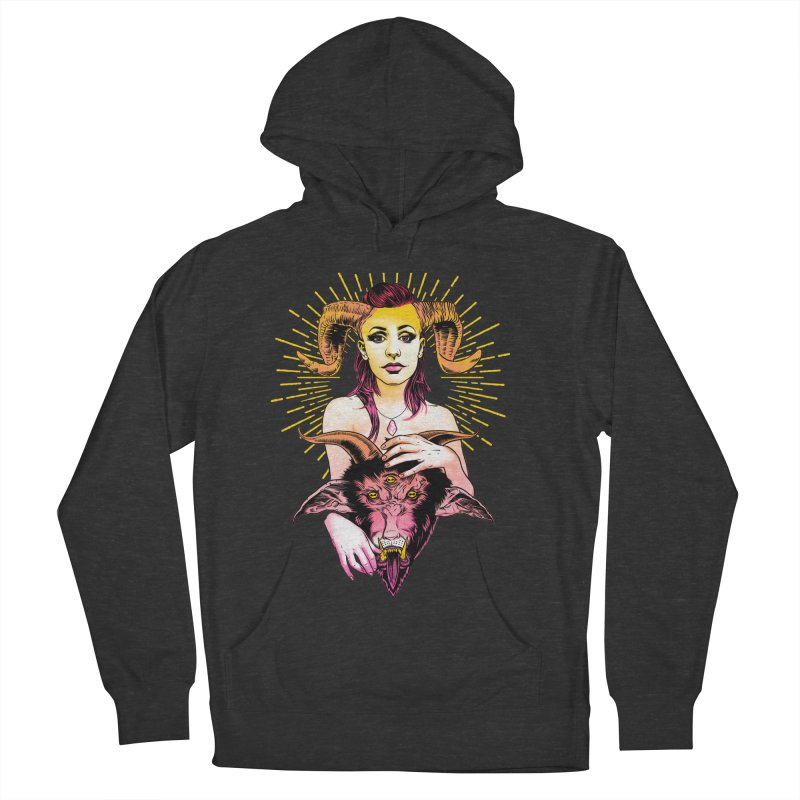 Monster Doll Men's Pullover Hoody by craighorky's Shop