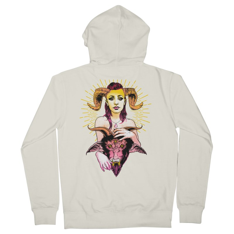 Monster Doll Women's Zip-Up Hoody by craighorky's Shop