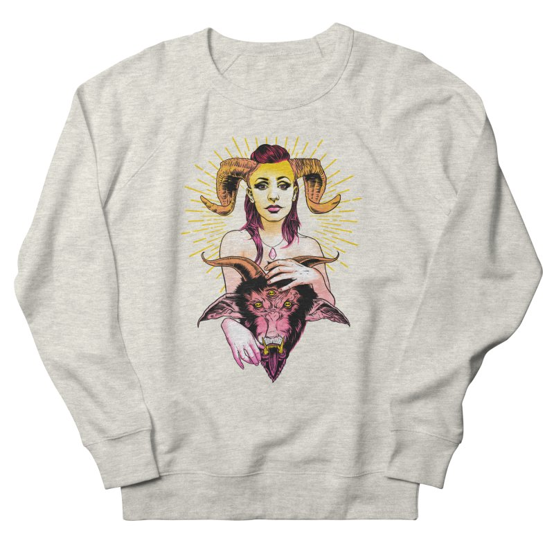 Monster Doll Women's Sweatshirt by craighorky's Shop