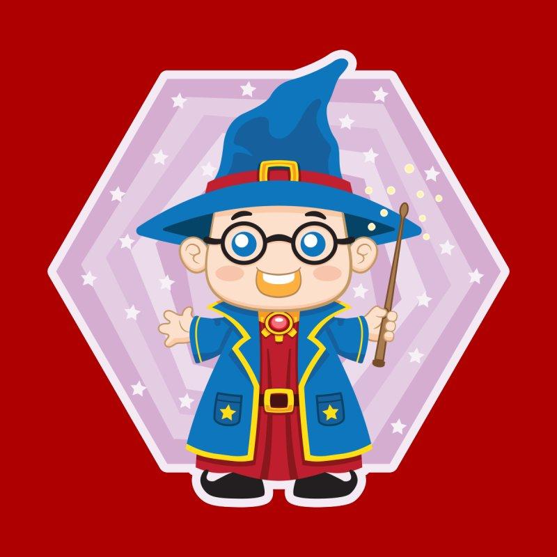 Wizard Kid by craneo242's Artist Shop