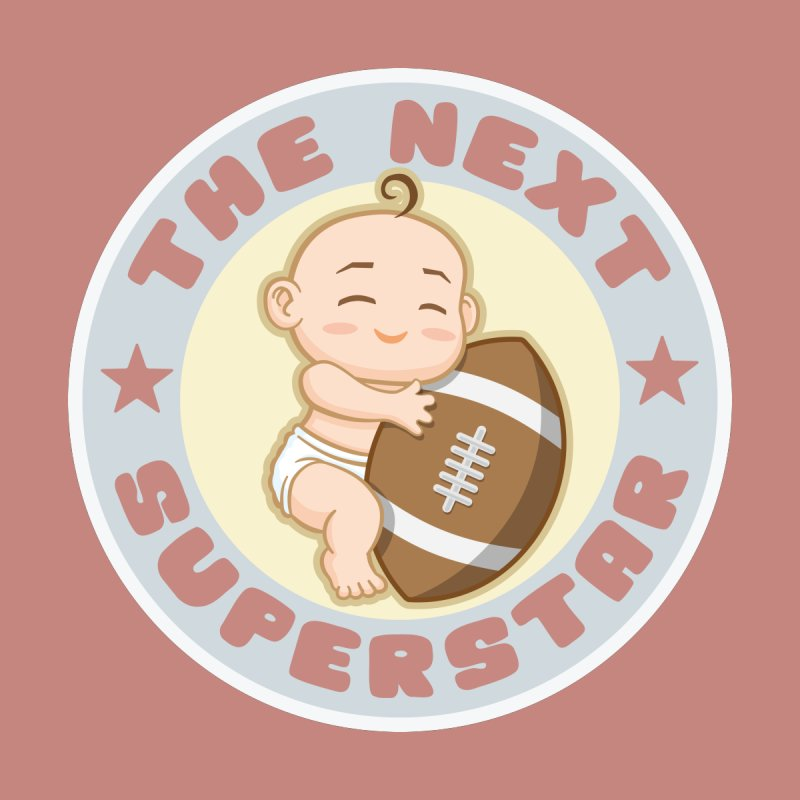 The next superstar - American football by craneo242's Artist Shop