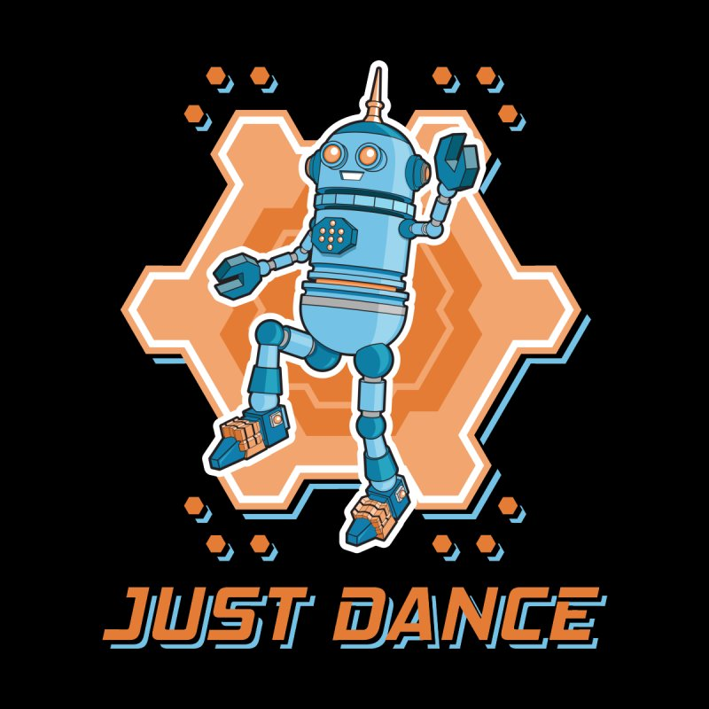 Just dance like a robot by craneo242's Artist Shop