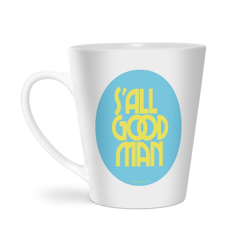 S'All Good Man! (blue) Accessories Mug by CRANK. outdoors + music lifestyle clothing