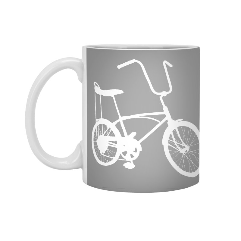 My Ride Accessories Standard Mug by CRANK. outdoors + music lifestyle clothing