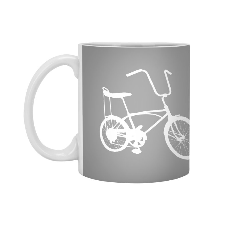 My Ride Accessories Mug by CRANK. outdoors + music lifestyle clothing
