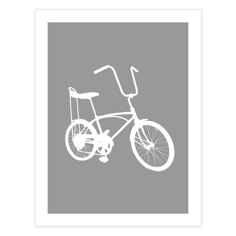 My Ride Home Fine Art Print by CRANK. outdoors + music lifestyle clothing