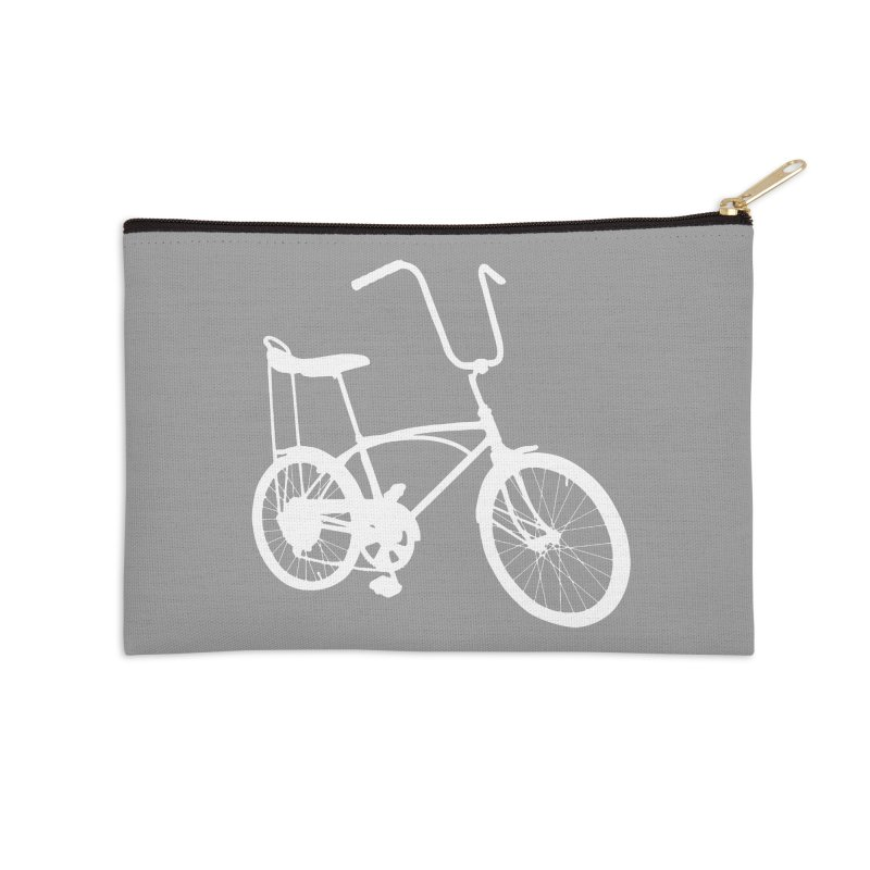 My Ride Accessories Zip Pouch by CRANK. outdoors + music lifestyle clothing
