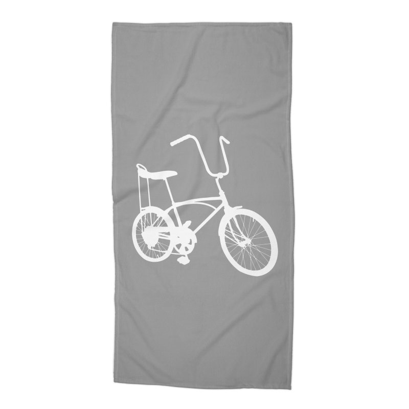 My Ride Accessories Beach Towel by CRANK. outdoors + music lifestyle clothing