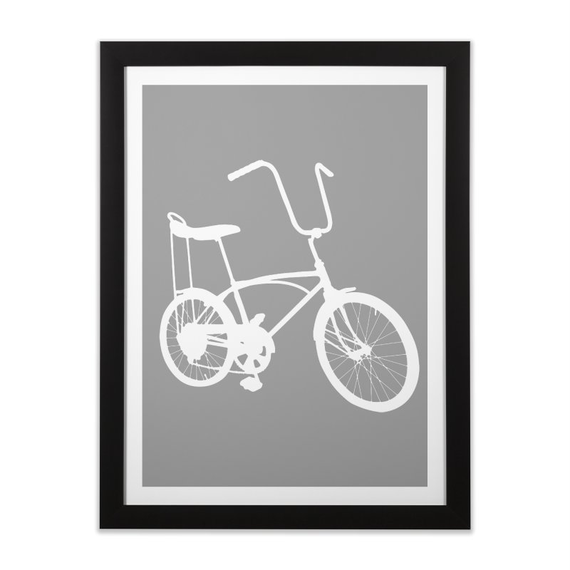 My Ride Home Framed Fine Art Print by CRANK. outdoors + music lifestyle clothing