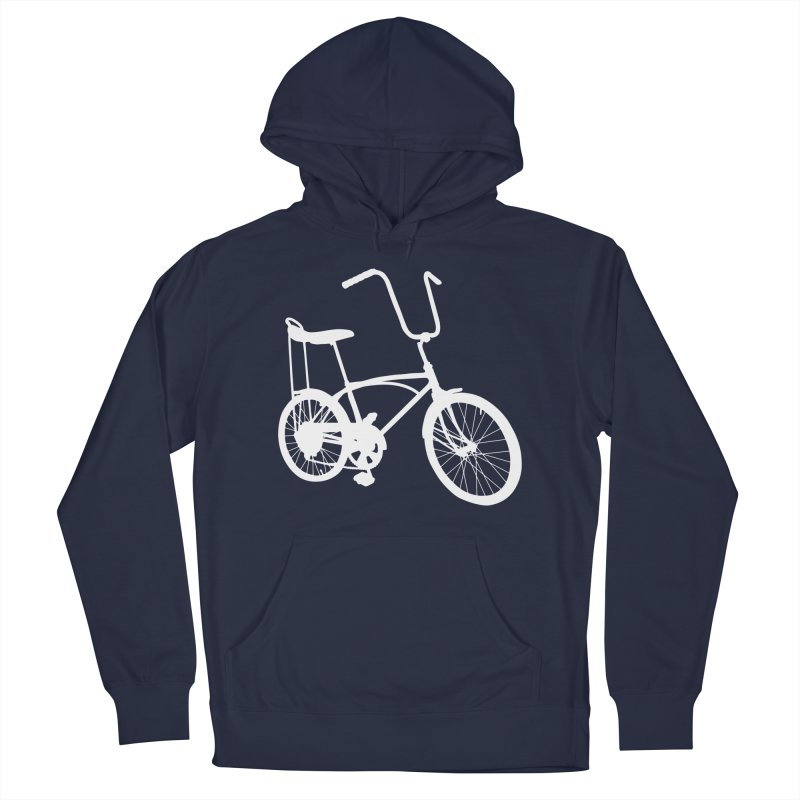 My Ride Women's Pullover Hoody by CRANK. outdoors + music lifestyle clothing