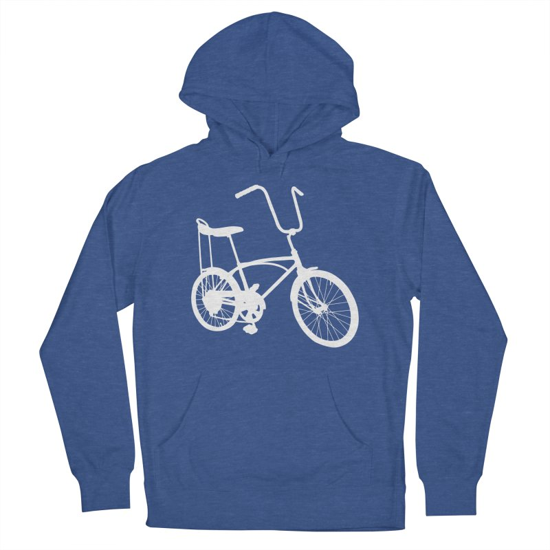 My Ride Men's French Terry Pullover Hoody by CRANK. outdoors + music lifestyle clothing