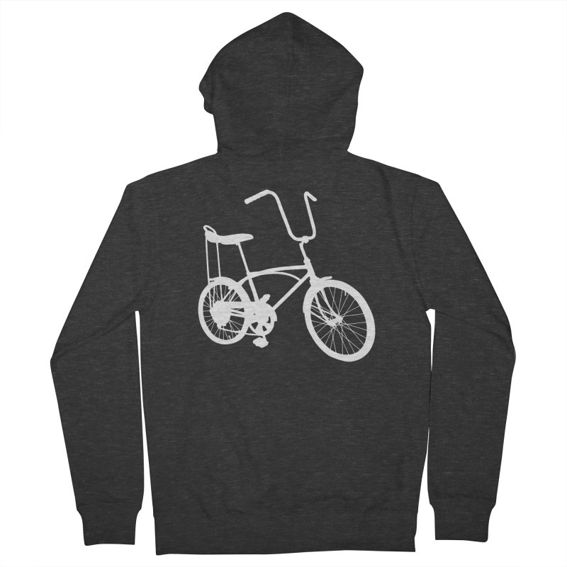 My Ride Women's French Terry Zip-Up Hoody by CRANK. outdoors + music lifestyle clothing