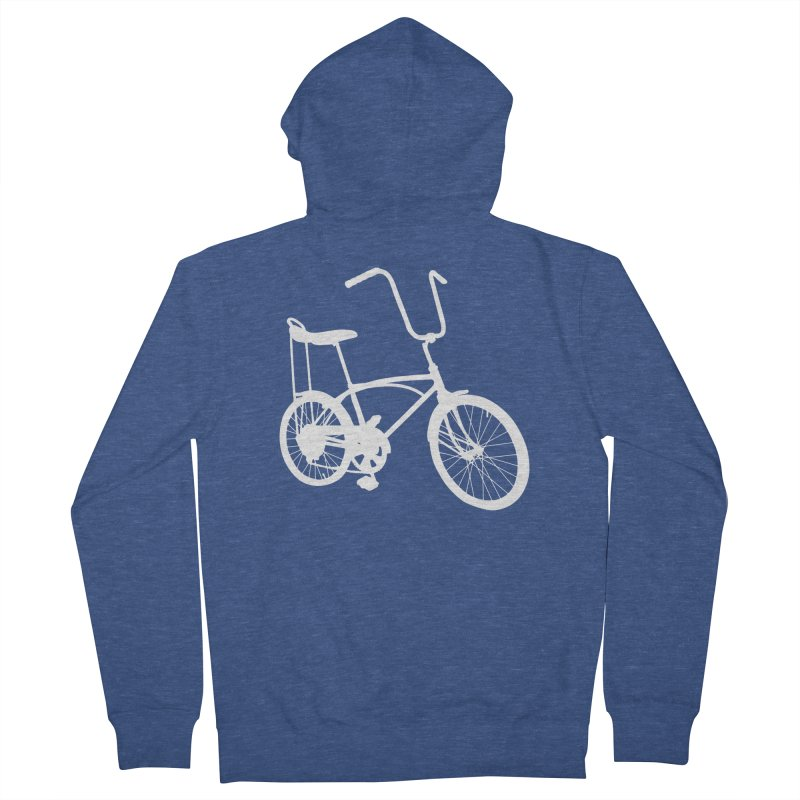 My Ride Women's Zip-Up Hoody by CRANK. outdoors + music lifestyle clothing