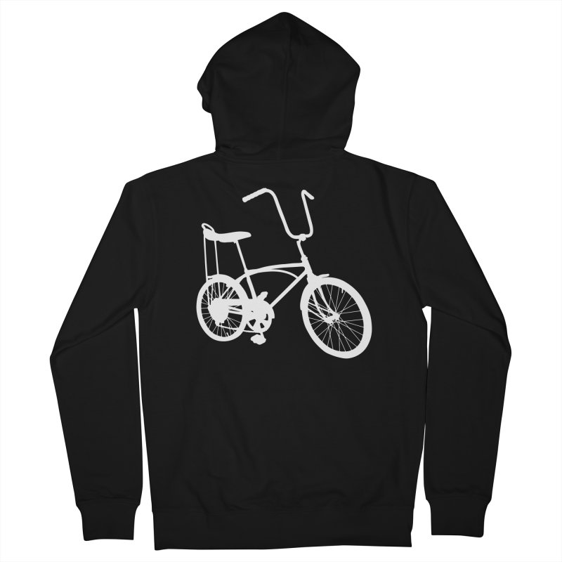 My Ride Men's Zip-Up Hoody by CRANK. outdoors + music lifestyle clothing