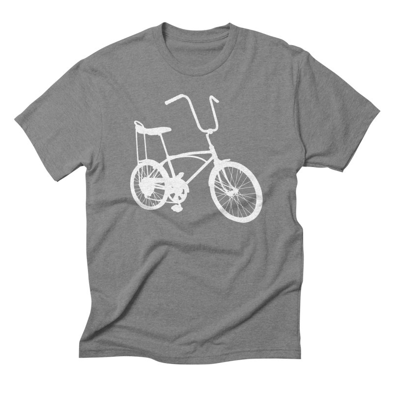 My Ride Men's Triblend T-Shirt by CRANK. outdoors + music lifestyle clothing