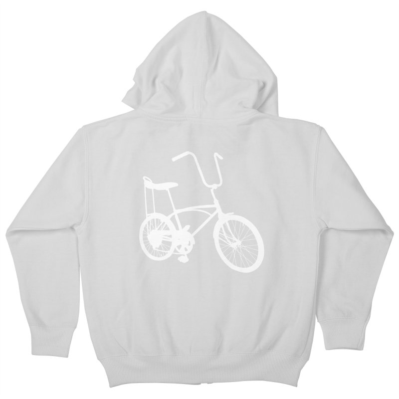 My Ride Kids Zip-Up Hoody by CRANK. outdoors + music lifestyle clothing