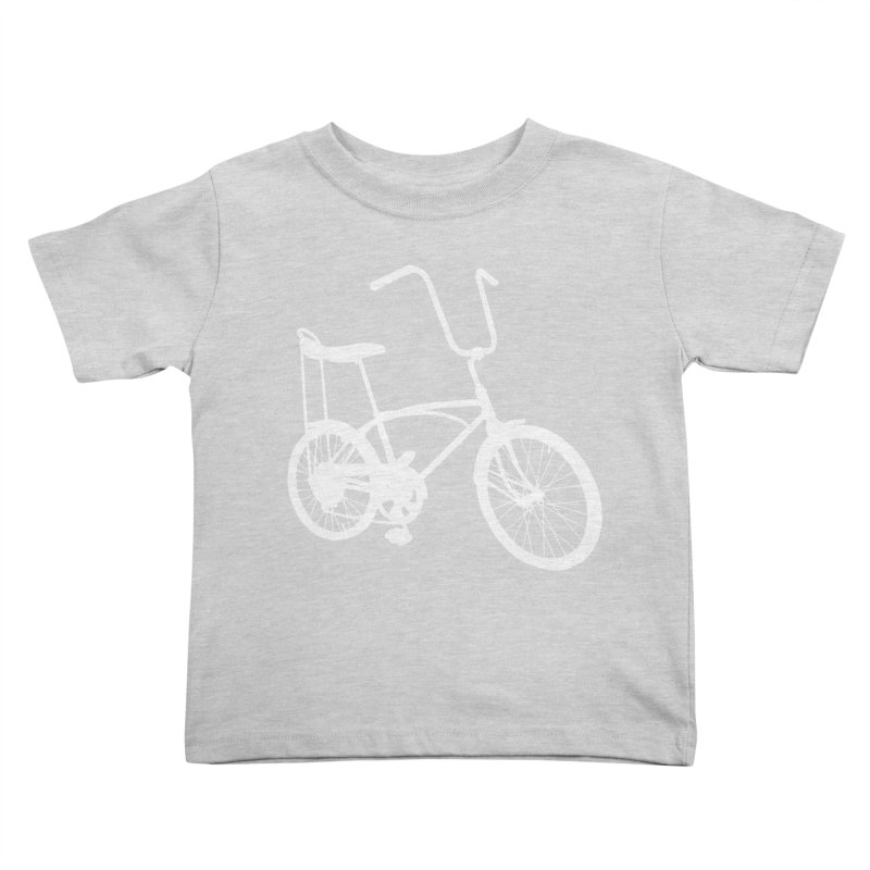 My Ride Kids Toddler T-Shirt by CRANK. outdoors + music lifestyle clothing