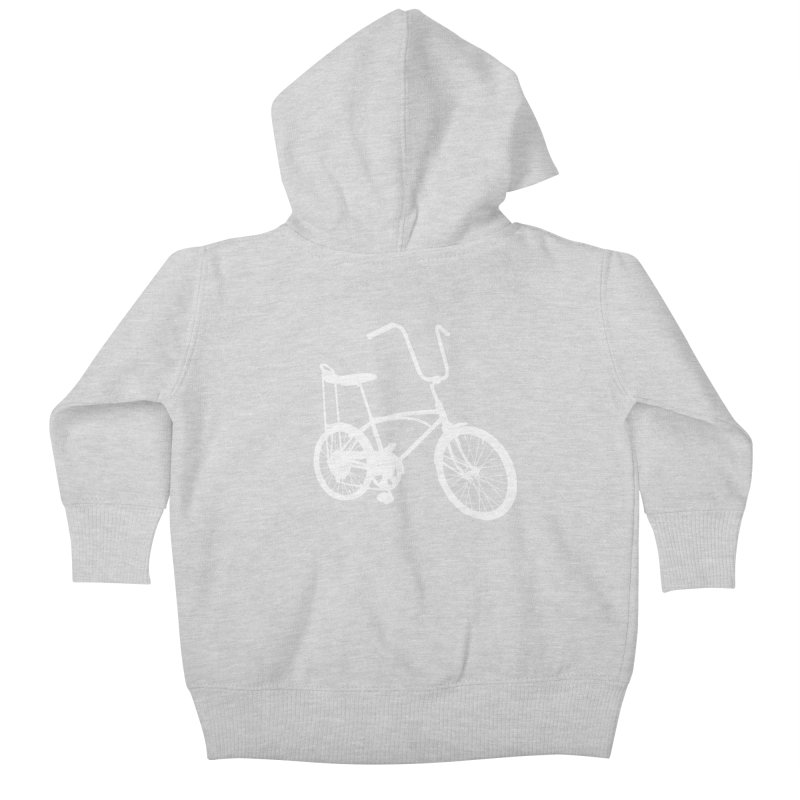 My Ride Kids Baby Zip-Up Hoody by CRANK. outdoors + music lifestyle clothing